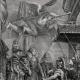 DÉTAILS 04 | Mythologie - Le Débarquement de Marie de Médicis au Port de Marseille - Neptune - Sirènes - Triton (Peter Paul Rubens)