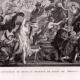 DÉTAILS 01   Allégorie - Mythologie - Apothéose de Henri IV - Régence de Marie de Médicis - Jupiter - Minerve (Peter Paul Rubens)