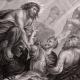 DÉTAILS 04   Allégorie - Mythologie - Apothéose de Henri IV - Régence de Marie de Médicis - Jupiter - Minerve (Peter Paul Rubens)