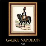 Soldat Napoléonien - Uniforme - Grenadier - Garde Impériale - Cavalerie