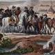 DETAILS 01   Napoleonic Campaign in Egypt - Ottoman Empire - General Napoleon Bonaparte Visits the Fountains of Moses - French Revolutionary Wars - 1798
