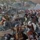 DÉTAILS 02   Campagne d'Égypte - Empire Ottoman - Bataille de Nazareth - Junot - Napoléon Bonaparte - Guerres Napoléoniennes - 8 Avril 1799