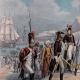 DÉTAILS 02 | Campagne d'Égypte - Débarquement de Bonaparte à Fréjus - Napoléon Bonaparte - Guerres Napoléoniennes - 9 Octobre 1799