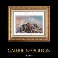 Napoleonic Campaign in Egypt - Ottoman Empire - Battle of Benouth - Belliard - Napoleon Bonaparte - Napoleonic Wars - 1799