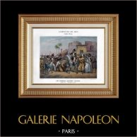 Napoleonic Campaign in Egypt - Ottoman Empire - French Army Leaves Egypt - Napoleonic Wars - 1801