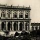 DÉTAILS 02 | Villa Albani à Rome - Cardinal Alessandro Albani - Plan de Carlo Marchionni - Cariatides - Statues Antiques - Colonnes Ioniques (Italie)