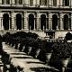 DÉTAILS 03 | Villa Albani à Rome - Cardinal Alessandro Albani - Plan de Carlo Marchionni - Cariatides - Statues Antiques - Colonnes Ioniques (Italie)