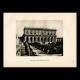DÉTAILS 04 | Villa Albani à Rome - Cardinal Alessandro Albani - Plan de Carlo Marchionni - Cariatides - Statues Antiques - Colonnes Ioniques (Italie)