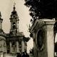 DÉTAILS 02   Eglise de la Superga près de Turin - Oeuvre Baroque de Filippo Juvarra - Dédiée à la Vierge Marie - Colonnes Corinthiennes (Italie)