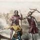 DÉTAILS 02 | Soldats Anglais - Uniforme Militaire - Le Prince Noir - Édouard de Woodstock - Angleterre - Arbalète (14ème Siècle - XIVème Siècle)