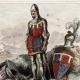 DÉTAILS 03 | Soldats Anglais - Uniforme Militaire - Le Prince Noir - Édouard de Woodstock - Angleterre - Arbalète (14ème Siècle - XIVème Siècle)