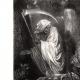 DÉTAILS 02 | Faucheuse - Ange de la Mort - La Mort et le Bûcheron (Jean de La Fontaine)