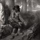 DÉTAILS 04 | Faucheuse - Ange de la Mort - La Mort et le Bûcheron (Jean de La Fontaine)