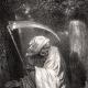 DÉTAILS 05 | Faucheuse - Ange de la Mort - La Mort et le Bûcheron (Jean de La Fontaine)
