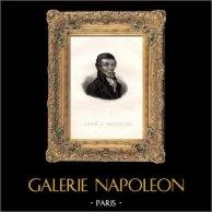 Porträt von Abbé Louis Gaultier (1746-1818)