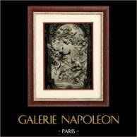 Italian Sculpture - Altarpiece - Annunciation (Filippo della Valle)