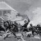 DÉTAILS 01 | Révolte des Boxers - Chine - Pékin - Bataille du Pont des Légations