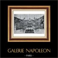 Universal Exposition in Paris - World's Fair - Invalides
