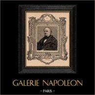 Portret - Francuski Academy - Historyk - Charles de Viel Castel - Charles Louis-gaspard Gabriel de Salviac