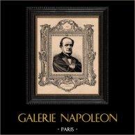 Portrait - French Academy - Politician - John Lemoinne