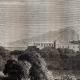 DÉTAILS 01 | Vue de la Capagne de Rome - Les Bords du Teverone près la Ferme de Lunghezza (Italie)
