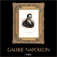 Portrait of Gaudenzio de Pagave