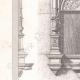 DÉTAILS 02 | Dessin d'Architecte - Eglise d'Arques - Piscine - Pas-de-Calais (France)