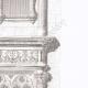 DETTAGLI 05 | Disegno di Architetto - Hôtel Lallemant - Bourges - Cher (Francia)