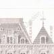 DÉTAILS 02 | Dessin d'Architecte - Hôtel de la Caisse d'Epargne - Abbeville - Somme - France (M. Simon Architecte)