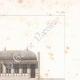 DETAILS 03 | Architect's Drawing - Hôtel de la Caisse d'Epargne - Abbeville - Somme - France (M. Simon)