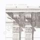 DETAILS 01 | Architect's Drawing - House - Boulevard Haussmann - Paris (J. and P. Sedille)