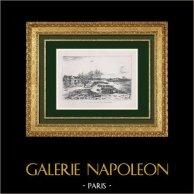 Châtillon - Guerra Franco-Prusiana 1870 - Isla de Francia (Francia)