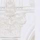 DETAILS 04   Architect's Drawing - Baluster - Capital - Saint Eustache Church - 1st Arrondissement of Paris (France)