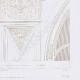 DETAILS 06   Architect's Drawing - Baluster - Capital - Saint Eustache Church - 1st Arrondissement of Paris (France)