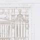 DETAILS 02   Architect's Drawing - Laon Cathedral - Aisne (France)
