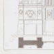 DETAILS 03   Architect's Drawing - Laon Cathedral - Aisne (France)