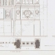 DETAILS 04   Architect's Drawing - Laon Cathedral - Aisne (France)