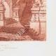 DÉTAILS 06   Décoration - Un vestibule - Esquisse (L. Gosse peintre décorateur)