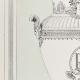 DÉTAILS 02 | Dessin d'Architecte - Vase pour la Grande Galerie du Louvre - Esquisse (Henri Mayeux)