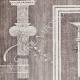 DÉTAILS 02   Dessin d'Architecte - Croquis - Projet - Décoration (M. Duban Architecte)