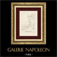 Divine Comédie - Dante - Le Purgatoire - Chapitre XIX - Dante et le Pape Adrien V