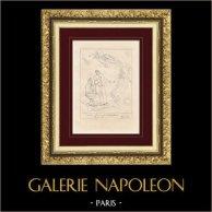 Divine Comédie - Dante - Le Paradis - Chapitre IX - Ciel de Vénus - Folquet de Marseille