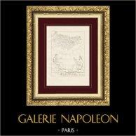 Divine Comedy - Dante - The Paradise - Chapter XVIII - Planeta Jupiter - Celestial spirits