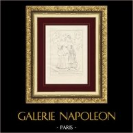 Divine Comédie - Dante - Le Paradis - Chapitre XIX - L'Aigle