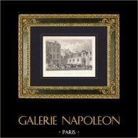 Poste Royale française - 19. Jahrhundert - Paris (Frankreich)