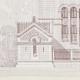 DÉTAILS 04   Dessin d'Architecte - Un Presbytère (M. Devienne Architecte)