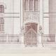 DÉTAILS 05   Dessin d'Architecte - Un Presbytère (M. Devienne Architecte)