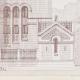 DÉTAILS 06   Dessin d'Architecte - Un Presbytère (M. Devienne Architecte)
