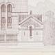 DÉTAILS 08   Dessin d'Architecte - Un Presbytère (M. Devienne Architecte)