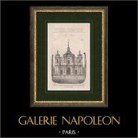 Catedral de Versailles - Jacques Hardouin-Mansart de Sagonne Arquitecto (Francia)